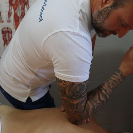 Sports massage- Diploma course
