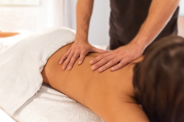 Learn to give massage